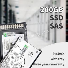 00NC531 200GB SAS 12Gbps 2.5inch Internal Solid State Drive (SSD)
